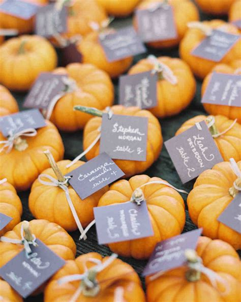 Fall Wedding by 34 Festive Fall Wedding Favor Ideas Martha Stewart Weddings