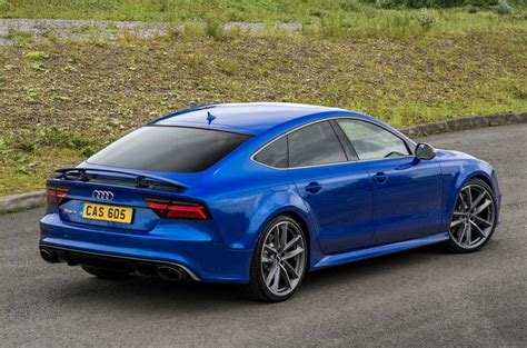 Audi RS7 Sportback Review (2018)   Autocar