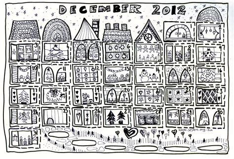 printable german advent calendar advent hidden pictures free printable calendar template 2016