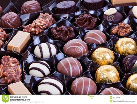 chocolate pralines stock images image 17718234