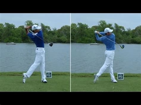 best pro golf swing to copy pro golf swing videos