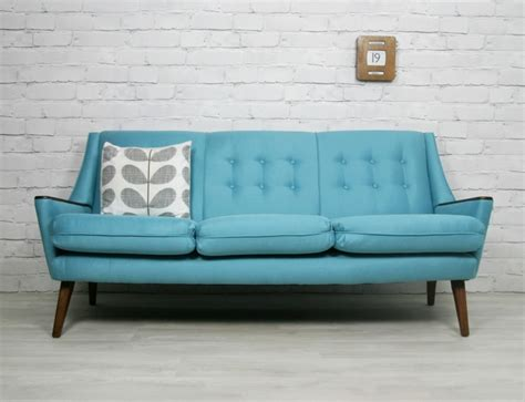 sixties style sofas details about retro vintage mid century danish style sofa