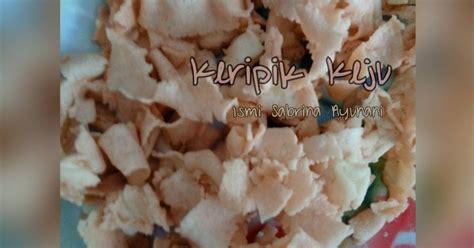 Brand Tepung Ketan Putih 500g resep keripik keju tepung ketan oleh ismi sabrina
