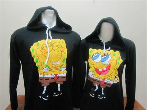 Jaket Sweater Hoodie Zipper Merah Hitam Polos hoodie spongebob hitam baju aiyushop