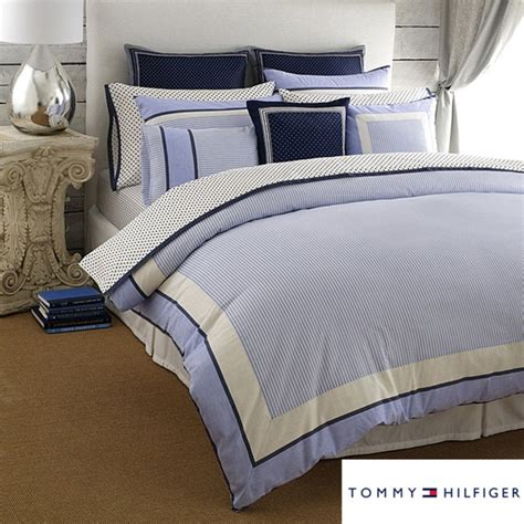 tommy hilfiger coverlet tommy hilfiger stripe duvet cover set