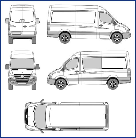 4 best images of vehicle graphics templates vehicle