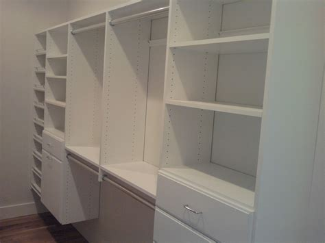wood closet organizer shelves ideas advices for closet