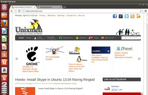 chrome ubuntu 32 bit resolve libudev0 issue when installing google chrome in