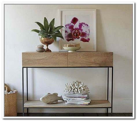 ikea console tables best furniture pieces for your entryway homesfeed