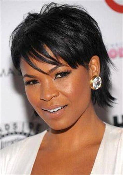 short flip hair style for black women short hairstyles for black women