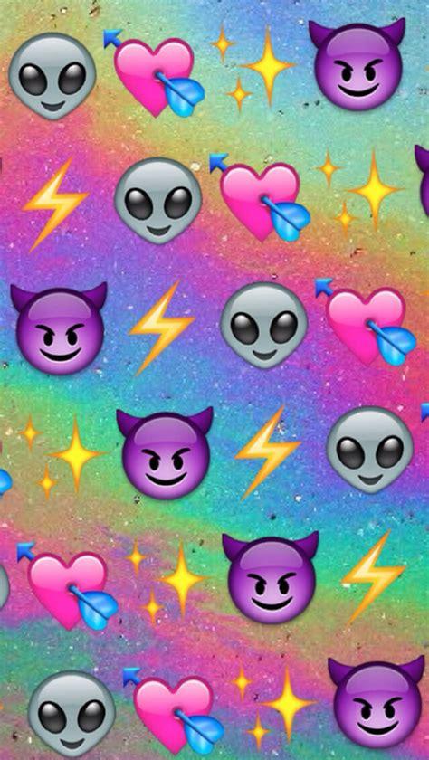 emoji wallpaper blue pink emoji background images