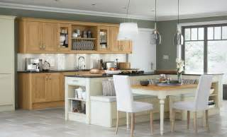 Small Space Kitchen Island Ideas madison contemporary oak kitchen stori