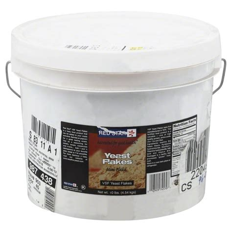 Nutritional Yeast Shelf vegetarian support formula yeast flakes 10 lb jet