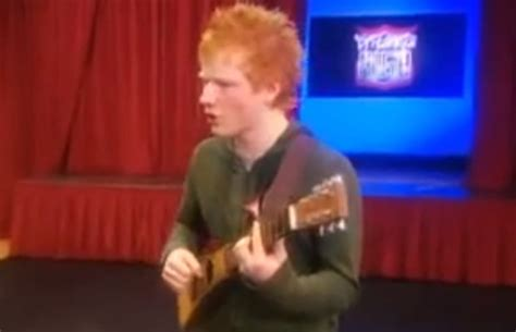 ed sheeran jakarta show ed sheeran shows off cringey dance moves in audition for