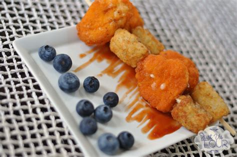 Nugget Cheesy Lover 500gr ad cheesy chicken nugget kabobs loveurnuggets my suburban kitchen