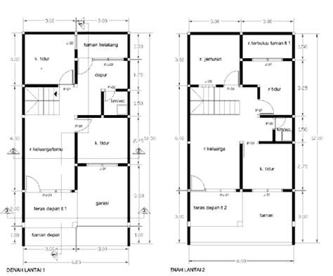 gambar desain lengkap untuk renovasi rumah kpr btn type 21 tanah 72 m2 atau lebih inspirasi