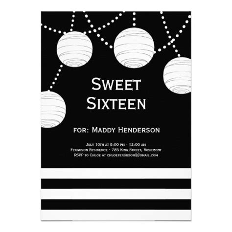 black and white 16th birthday invitations 84 best sweet 16 invitations images on sweet sixteen invitations sweet 16