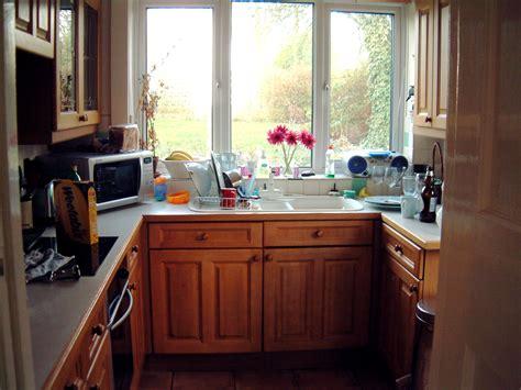space saving tips  small kitchens interior designing