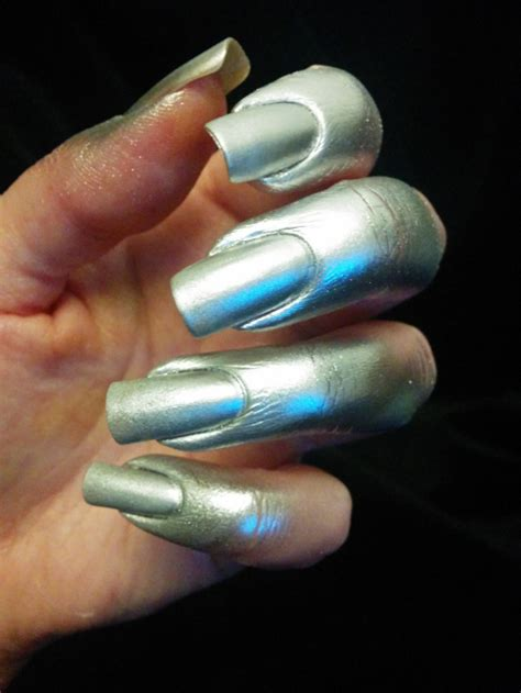 spray paint nail nails inc paint can shoreditch the adorned claw