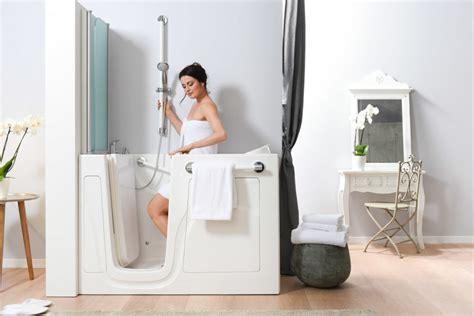 sportello doccia vasche doccia con sportello laterale toaccess