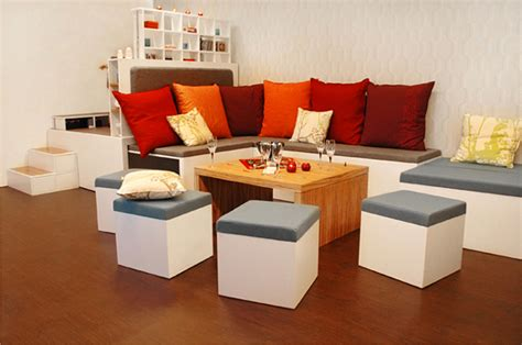 tiny living furniture concept posted by sri mandayani