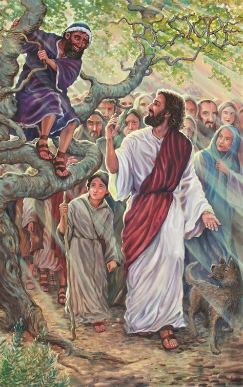 imagenes de jesus en casa de zaqueo el blog de marcelo la historia de jes 250 s y zaqueo en