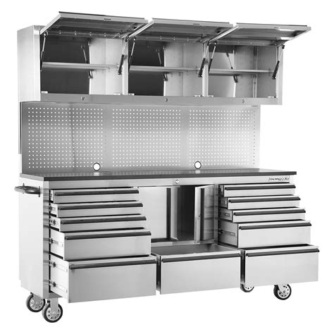 Home Interior Shops by Oem Tools 174 24615 Stainless Steel 72 Quot 11 Drawer Cabinet