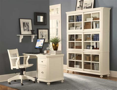 bookcases and storage white home office furniture home