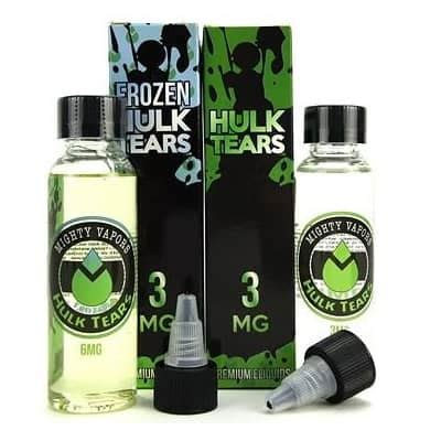 Liquid Premium Sub Ohm By Hero57 60ml 3mg Clearance Sale frozen tears by mighty vapors e juice 60ml