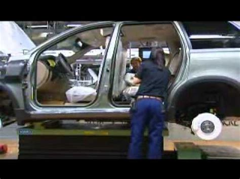 volvo cars factory  gothenburg sweden youtube