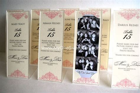 Photo Booth Frame Place Card Template by 1000 Images About Photo Booth Ideas On
