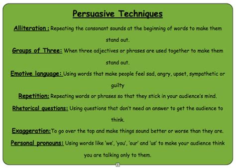 Persuasive Techniques Essay by Writing Persuasive Essays