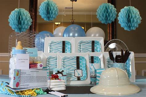 Blue Safari Baby Shower Decorations by Blue Safari Ultimate Box Welcome To Www Quickpartybox