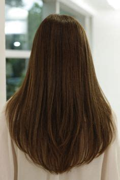 how to cut hair straight across in back u shaped back ideas for curly wavy and straight hair