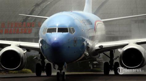 Pesawat Kepresidenan Ri Boeing 737 800ng pilot pesawat kepresidenan ri dites kejiwaan tribunnews