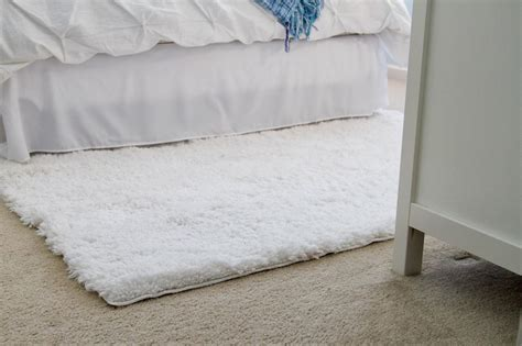 white fluffy bedroom rugs fuzzy white area rug smileydot us