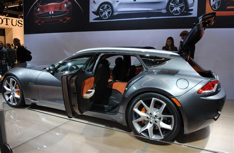 Introducing The Fisker Tramonto by Out Tesla New Luxury Electric Cars To Hit The