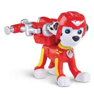 spin master paw patrol air rescue marshall pup pack amp badge