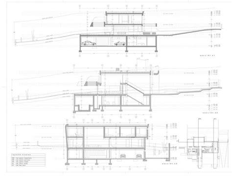 cmu housing floor plans madrid house design by a cero architects architecture