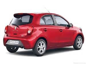 The renault pulse is an entry level small car launched in 2012 by