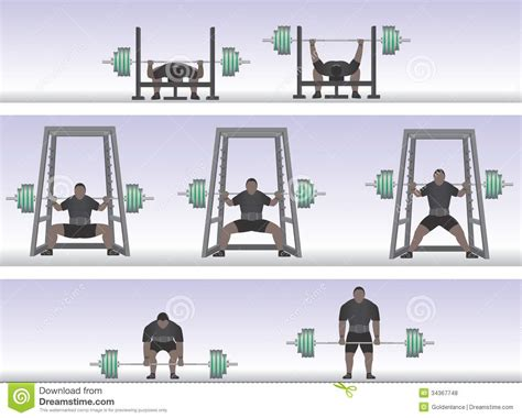 how to lift more on bench press power lifting stock photo image of press strong