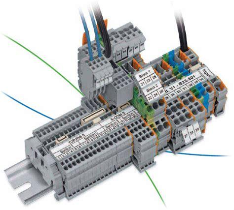 Terminal Tb 2506 12 Pin Besar wire terminal blocks pictures inspiration
