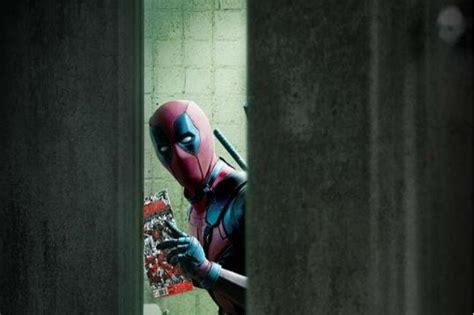 Deadpool Bathroom by Deadpool S Bathroom Is The Focus Of A New Photo