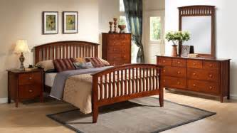 lifestyle b8137 mission style bedroom set