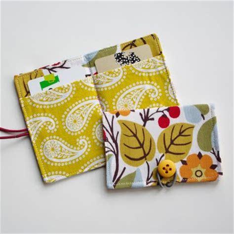 pattern credit card holder 7 diy wallet patterns