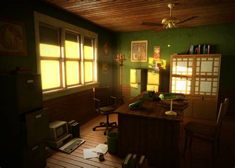 One Bedroom Apartments In College Station detective s office by teohcheeeing on deviantart
