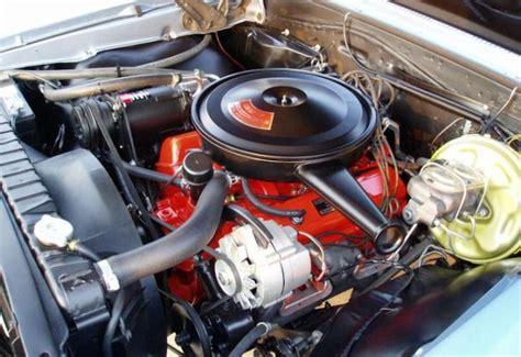 1967 Chevelle Engine Photos
