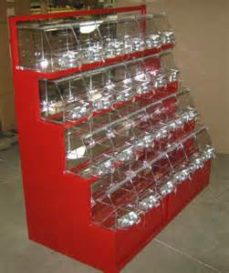 4 tier metal candy display retail candy rack candy store displays