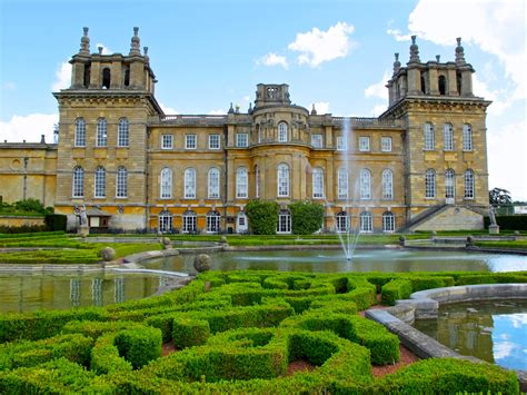 Blenheim palace most famous winston churchill quotes