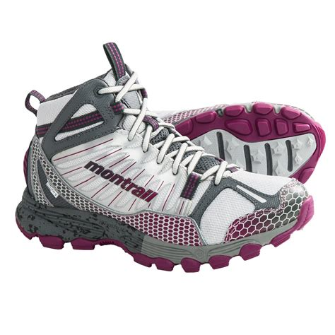 mid trail running shoes montrail badrock mid trail running shoes outdry